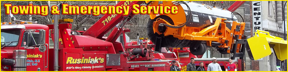 Towing Service Buffalo, NY 24 Hours